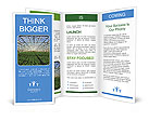 Organic Orchard Brochure Template