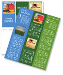 Organic Orchard Newsletter Templates