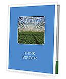 Organic Orchard Presentation Folder