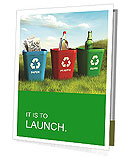 Collect Waste Products Presentation Folder
