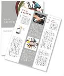 Mechanician Kit Newsletter Templates