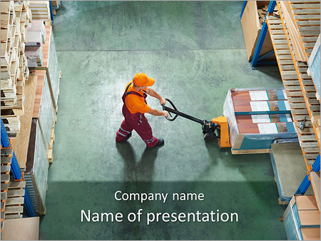 Warehouse powerpoint template backgrounds id 0000006827 warehouse powerpoint templates toneelgroepblik Images