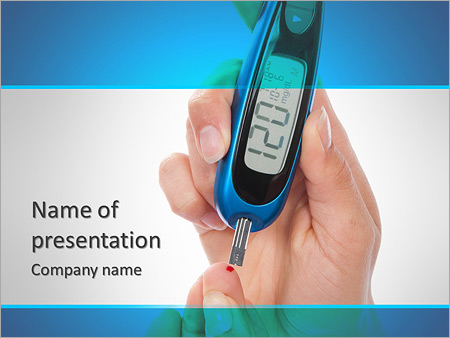 Diabetes powerpoint template backgrounds id 0000006830 diabetes powerpoint template toneelgroepblik Image collections