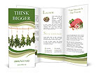 Dry Herbs Brochure Templates