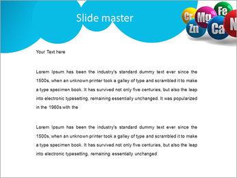 Minéraux Modèles des présentations  PowerPoint - Diapositives 2