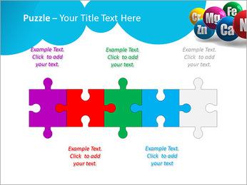 Minéraux Modèles des présentations  PowerPoint - Diapositives 21