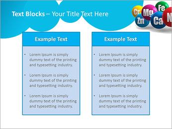 Minéraux Modèles des présentations  PowerPoint - Diapositives 37