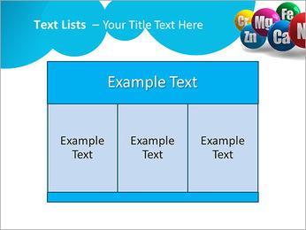 Minéraux Modèles des présentations  PowerPoint - Diapositives 39