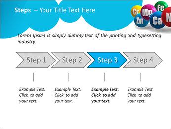 Minéraux Modèles des présentations  PowerPoint - Diapositives 4