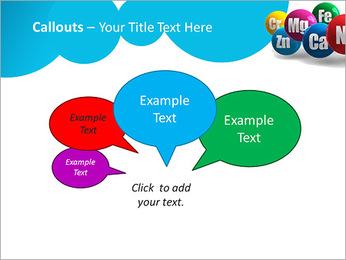 Minéraux Modèles des présentations  PowerPoint - Diapositives 53
