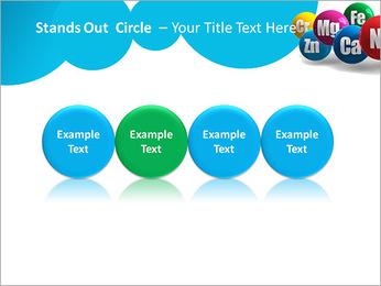 Minéraux Modèles des présentations  PowerPoint - Diapositives 56