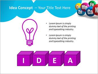 Minéraux Modèles des présentations  PowerPoint - Diapositives 60