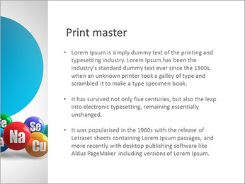 Minéraux Modèles des présentations  PowerPoint - Diapositives 76