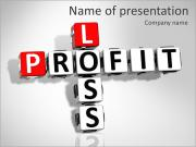 Loss Or Profit PowerPoint Templates