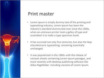 Ginecologia Modelos de apresentações PowerPoint