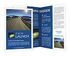 Enjoy Driving Brochure Templates
