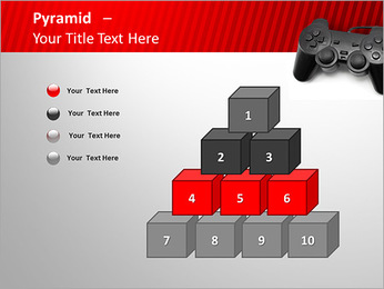 PlayStation PowerPoint Template - Slide 11