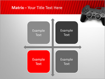 PlayStation PowerPoint Template - Slide 17