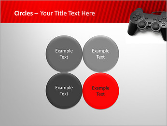 PlayStation PowerPoint Template - Slide 18