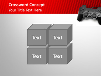 PlayStation PowerPoint Template - Slide 19