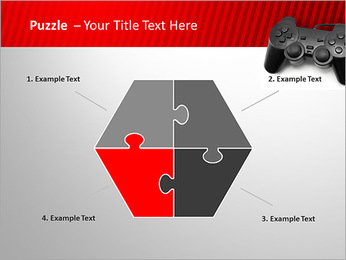 PlayStation PowerPoint Template - Slide 20