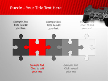 PlayStation PowerPoint Template - Slide 21