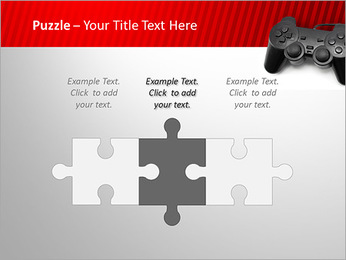 PlayStation PowerPoint Template - Slide 22