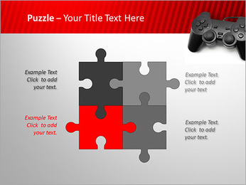 PlayStation PowerPoint Template - Slide 23