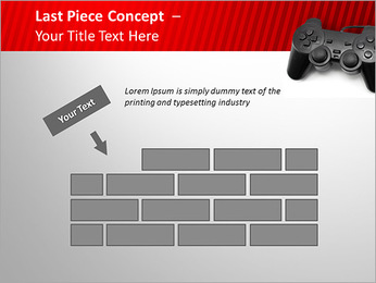 PlayStation PowerPoint Template - Slide 26