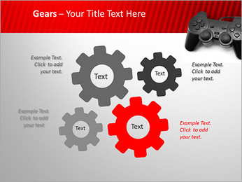 PlayStation PowerPoint Template - Slide 27