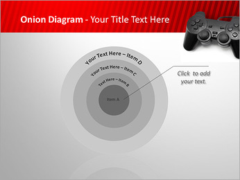PlayStation PowerPoint Template - Slide 41