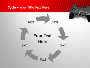 PlayStation PowerPoint Template - Slide 42