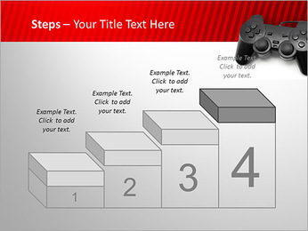PlayStation PowerPoint Template - Slide 44