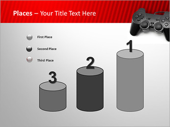 PlayStation PowerPoint Template - Slide 45