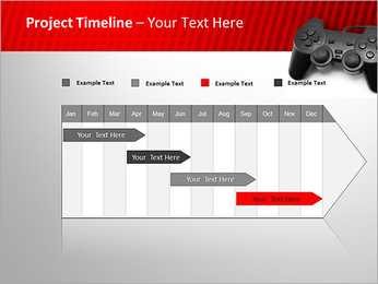 PlayStation PowerPoint Template - Slide 5