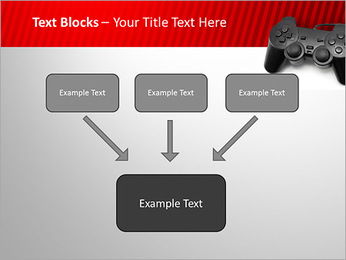 PlayStation PowerPoint Template - Slide 50