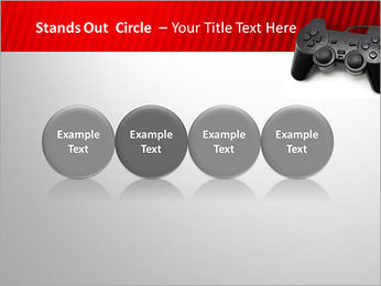 PlayStation PowerPoint Template - Slide 56