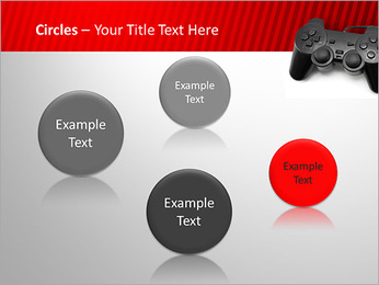 PlayStation PowerPoint Templates - Slide 57