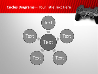PlayStation PowerPoint Template - Slide 58