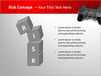 PlayStation PowerPoint Template - Slide 61