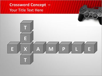 PlayStation PowerPoint Template - Slide 62