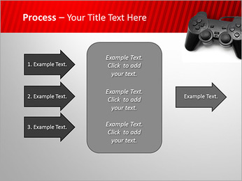 PlayStation PowerPoint Template - Slide 65
