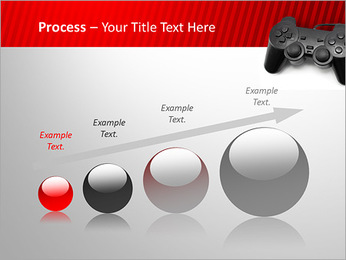 PlayStation PowerPoint Templates - Slide 67