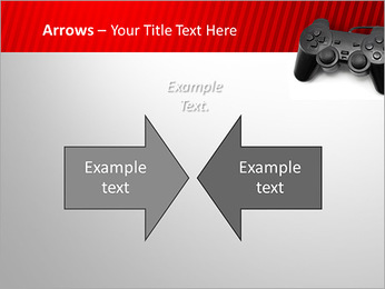PlayStation PowerPoint Template - Slide 70