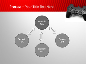 PlayStation PowerPoint Template - Slide 71