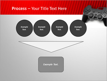 PlayStation PowerPoint Template - Slide 73