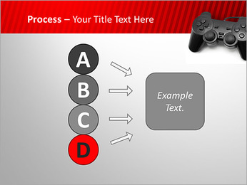 PlayStation PowerPoint Template - Slide 74
