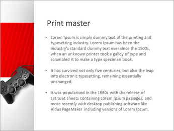 PlayStation PowerPoint Template - Slide 76