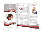 Hide Brochure Template