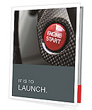 Engine Start Presentation Folder